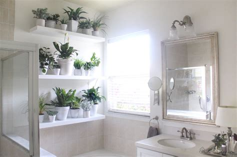 artificial plants for the bathroom plant wall in the bathroom house mix