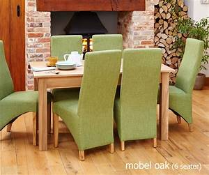 Baumhaus Mobel Oak 150cm Dining Table 4 6 Seater 10 Off Today