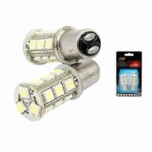 Ampoule Led Voiture : sodial r 2 x ampoule led de rechange pour lampe de frein de voiture 157 bay15d 18 5050 smd led ~ Medecine-chirurgie-esthetiques.com Avis de Voitures