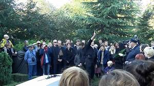Claus Beck-Nielsen's funeral - YouTube