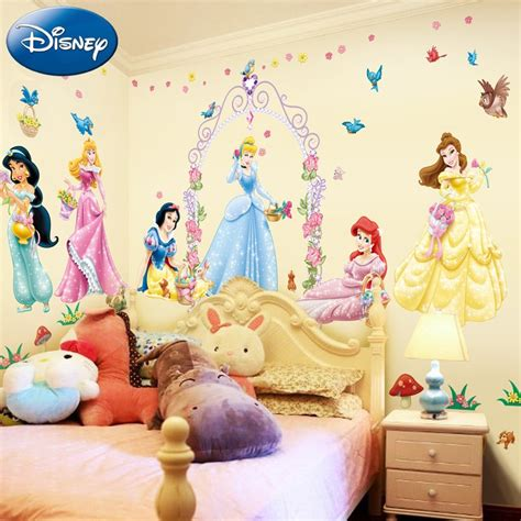Fathead Princess Wall Decor by Disney Princess Wall Decals Lighten Your S