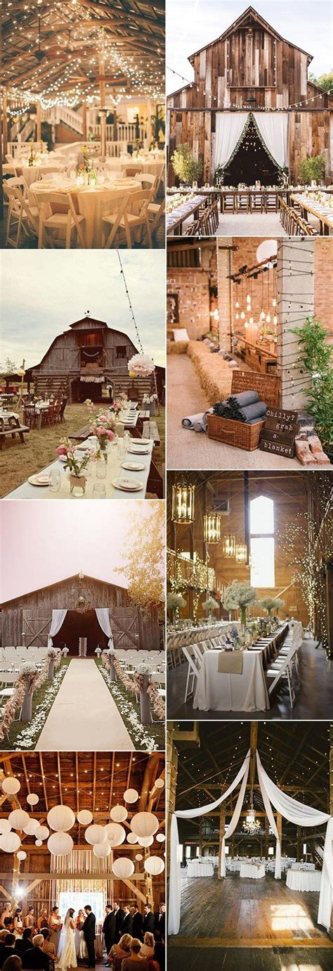 country rustic barn wedding decoration ideas oh best day