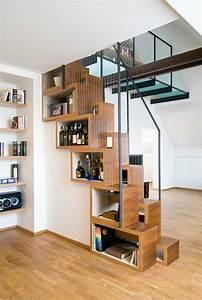 Treppe Mit Stauraum : schrank unter treppe und andere l sungen wie sie f r mehr ~ Michelbontemps.com Haus und Dekorationen