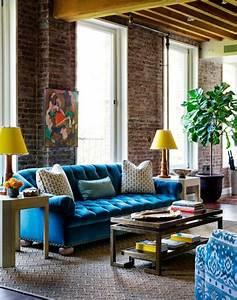 Sofa Samt Blau : sofa aus samt ein aristokratisches m belst ck ~ Michelbontemps.com Haus und Dekorationen