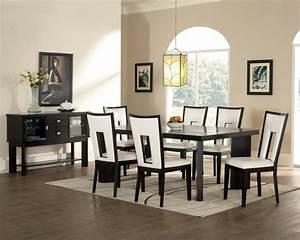 buy delano dining room set by steve silver from www With images of dining room sets