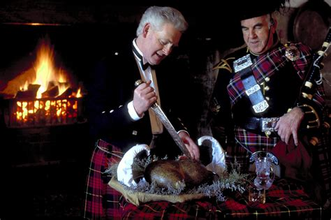 Wine And Dine This Hogmanay (scotland's New Year's Eve