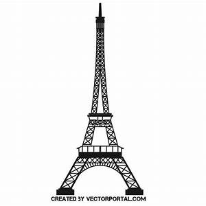 Eiffel tower - Download at Vectorportal