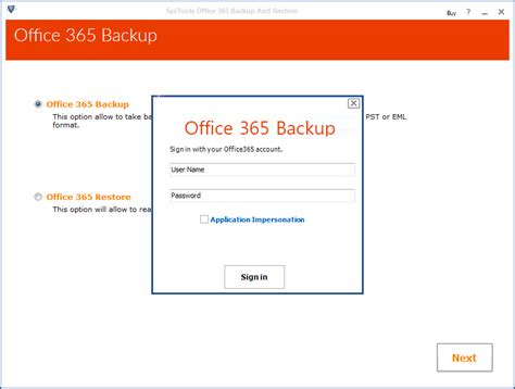 Office 365 Mail Export by Office 365 Mailbox Backup Tool To Export Office 365 Email