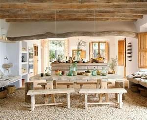 Que Mange Une Souris Dans Une Maison : am nager une salle manger dans le salon mode d 39 emploi c t maison ~ Melissatoandfro.com Idées de Décoration