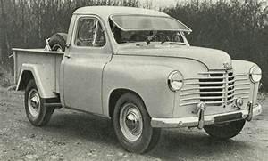 4x4 Renault Pick Up : 1950 renault prairie le premier suv ~ Maxctalentgroup.com Avis de Voitures