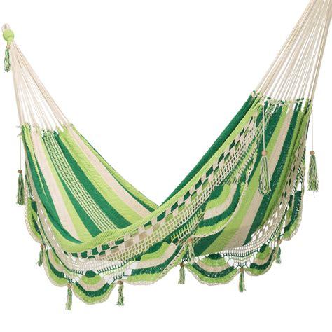 deluxe mayan crochet hammock palma