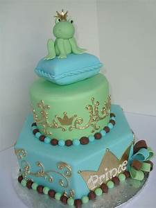 Was Essen Baby Frösche : frog prince cake for luke 39 s 1 year birthday cake backwerk pinterest froschk nig ~ Markanthonyermac.com Haus und Dekorationen