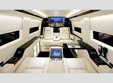Becker JetVan MercedesBenz Sprinter debuts in New York