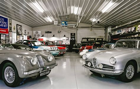 collectors car garage 10 tips for starting a classic car collection photos