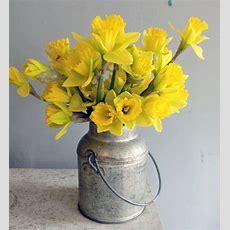 Spring Wedding  Artificial Daffodil Bouquet #2208668 Weddbook