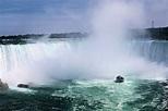 Niagara Falls Horseshoe Falls with boat viewing - Hikings ...