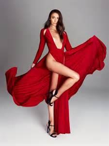 Ladies in Red Dresses