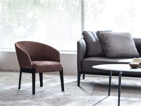 Chelsea Small Armchair By Molteni & C