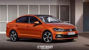 Polo Volkswagen 2018 : 2018 volkswagen polo alltrack sedan and variant rendered ~ Jslefanu.com Haus und Dekorationen