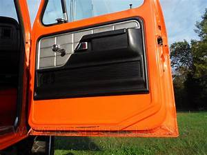 1978 F150 Ford 4x4 Short Bed Step Side Ranger Orange