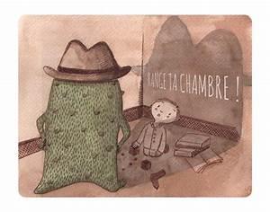 Range Ta Chambre : illustration jeunesse les petits brins d 39 isabelle ~ Melissatoandfro.com Idées de Décoration