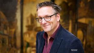 Eight things you didn't know about Michael Mosley : SBS Food