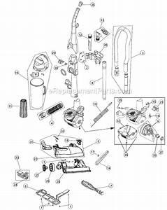 Dirt Devil M088160 Parts List And Diagram