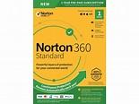 Norton 360 Standard for 1 Device 21392075 - Walmart.com - Walmart.com