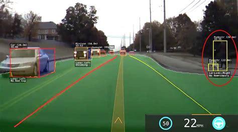 tesla autopilot video suggests  dogs