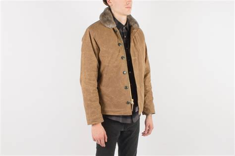 N1 Deck Jacket History by N 1 Deck Jacket Dehen 1920