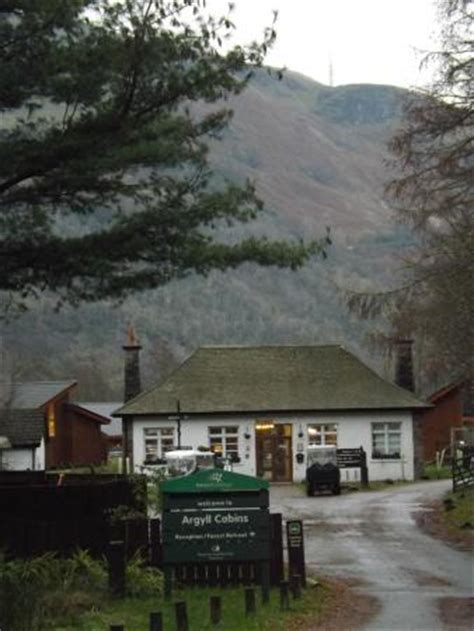 Are Amazing Cabin  Picture Of Forest Holidays Ardgartan