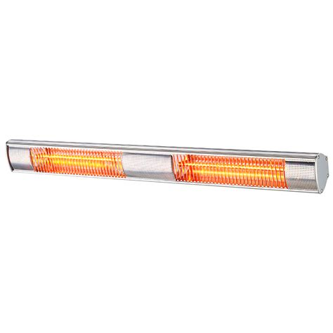 4000w halogen infrared heater outdoor wall mounted patio