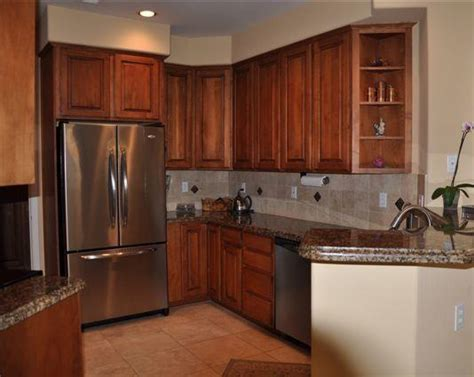 what to do with soffit above kitchen cabinets can t rip out your kitchen s furr downs do this designed 2244