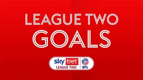 League Two highlights and round-up: Port Vale win 6-3 at ...