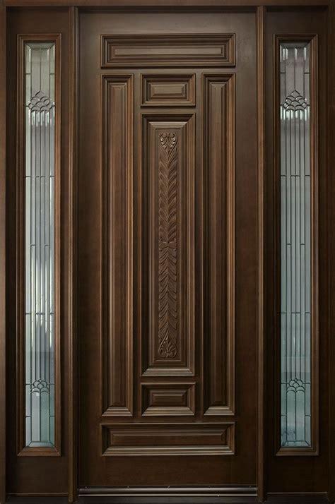 front single door designs  kerala style exterior door
