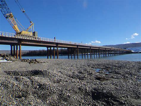Peace River Bridge - Site C Project - Rapid-Span Group