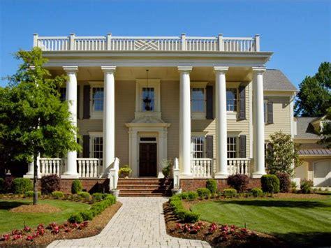 plantation homes interior design revival architecture hgtv