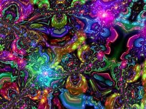 Trippy Psychedelic Art