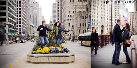 Chicago Engagement Photography By Giaphotos.com