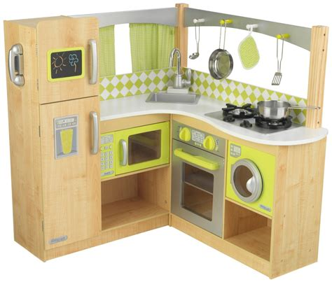 kidkraft corner kitchen gift ideas for a pretend play home s wandering