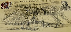 Richmond Palace | On the Green there is some tourist ...