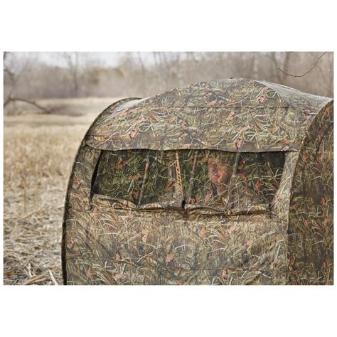 ground blinds for bow guide gear hay bale archery blind 663618 ground blinds