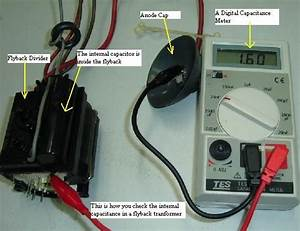 How To Remove Flyback Transformer