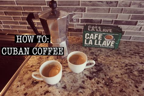 Which brewer should i buy? Hey, Guys (WATCH IN HD) Here are two different ways you can make cuban coffee at home! i hope ...