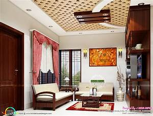 Kerala Traditional Interiors