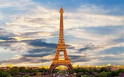Desktop Paris Wallpapers Eiffel Tower Background Computer