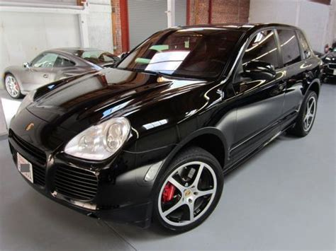 Purchase Used 2006 Porsche Cayenne Turbo S Sport Utility 4