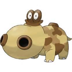 Hippopotas Pokemon