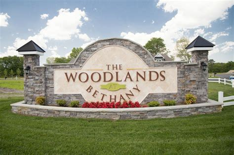 woodlands  bethany  frankford de prices plans availability