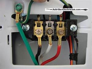 Wire A Range And Dryer Circuit